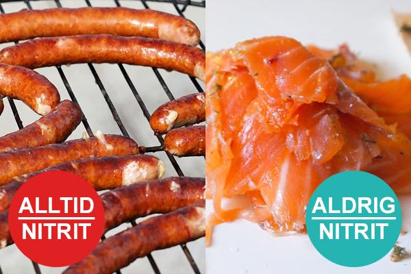 Nitrit i kött och fisk