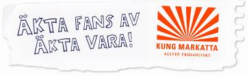 Kung Markatta Annons Äkta fans